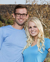 Blair Townsend & Hayley Keel
