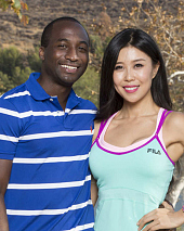 Jelani Roy & Jenny Wu