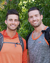 Tanner Kloven & Josh Ahern