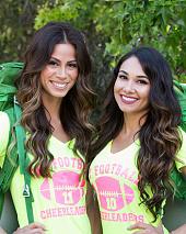Tiffany Chantell & Krista Debono