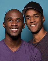 Cameron & Darius Benson
