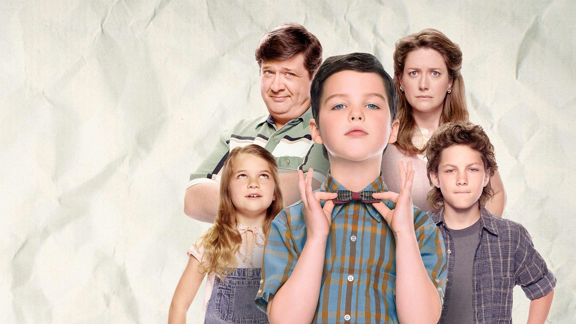 Young Sheldon (Official Site) Watch on CBS All Access