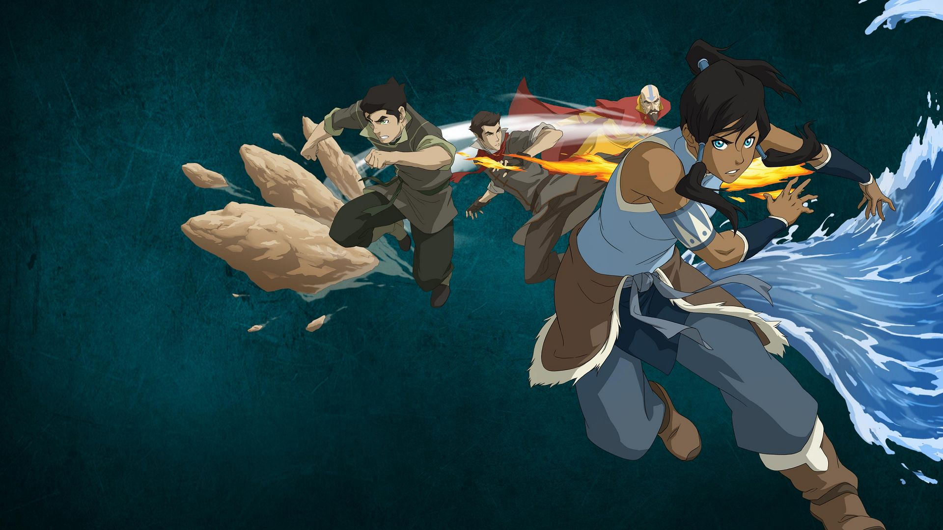 The Legend Of Korra Nickelodeon Watch On Cbs All Access