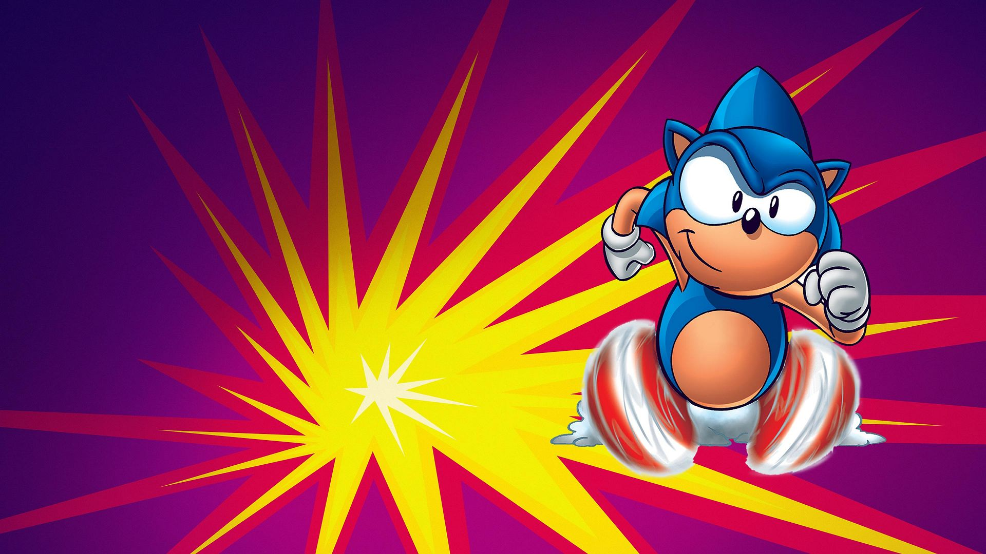 Sonic The Hedgehog Nickelodeon Watch On Cbs All Access