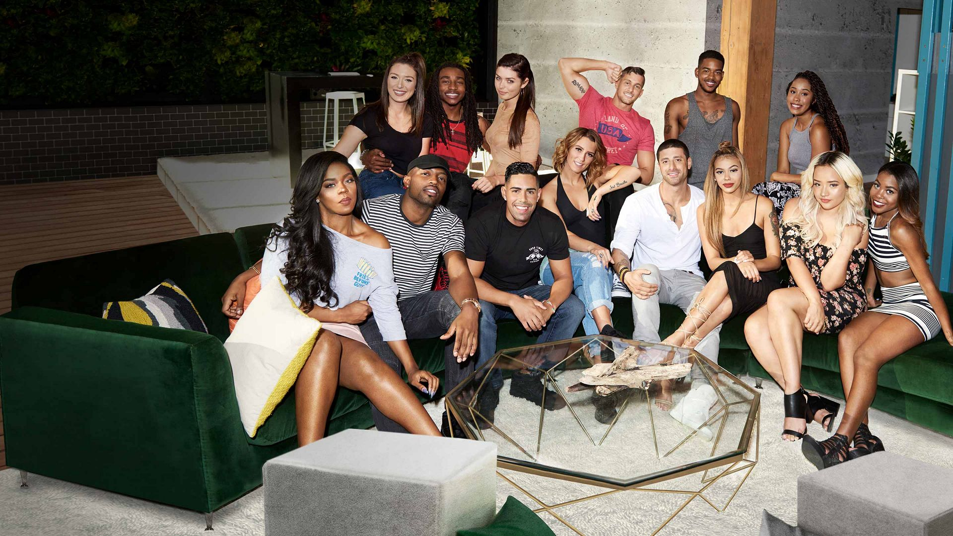 The Real World Mtv Watch On Cbs All Access