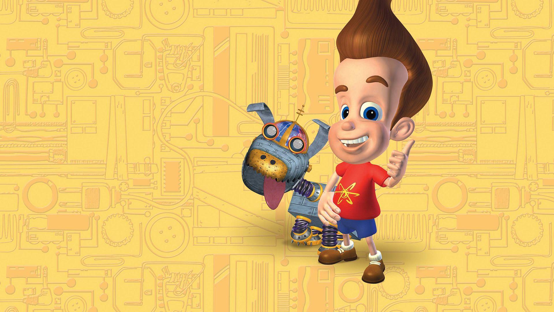 The Adventures of Jimmy Neutron: Boy Genius - Nickelodeon ...