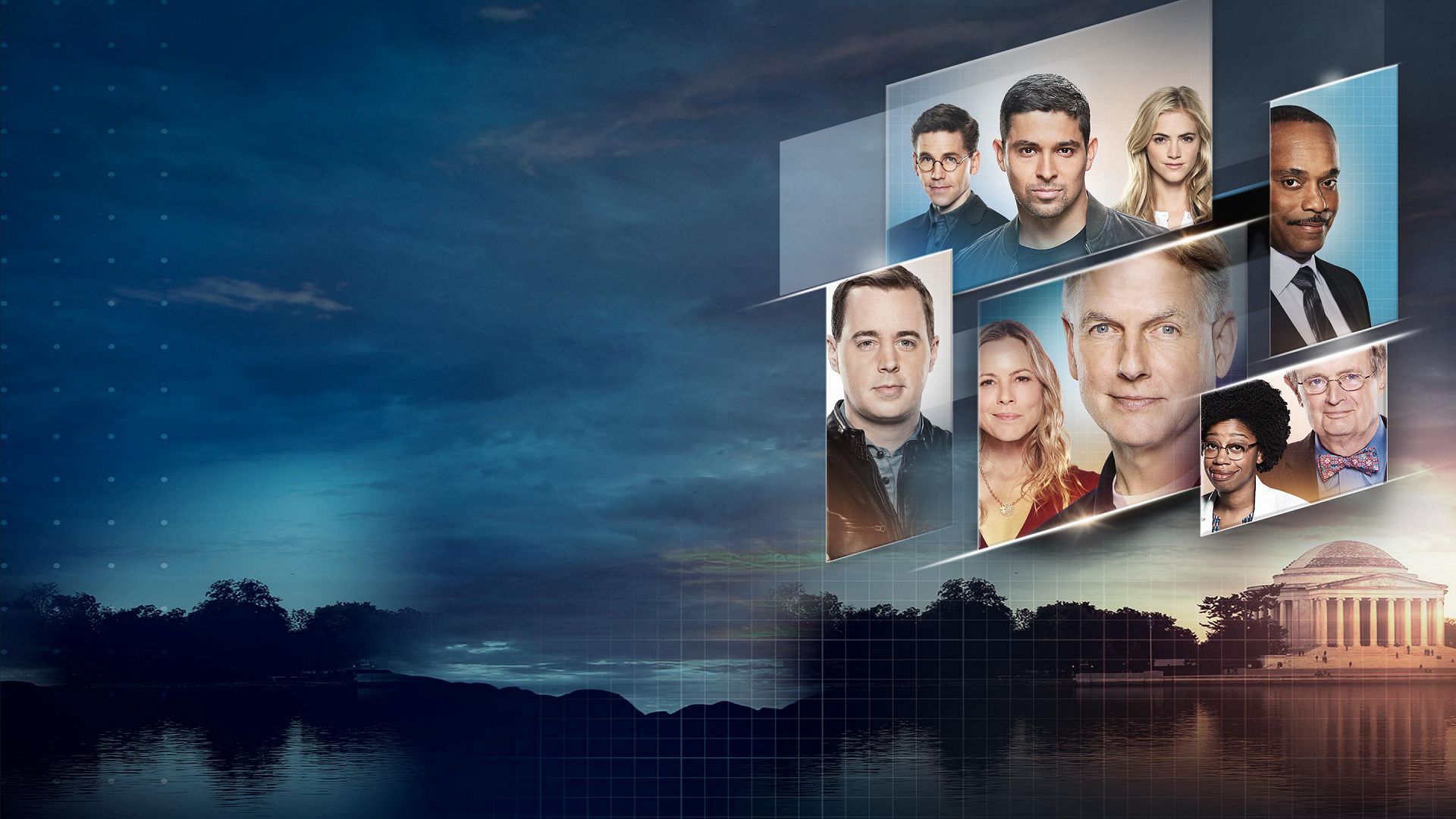 where to watch ncis online for free