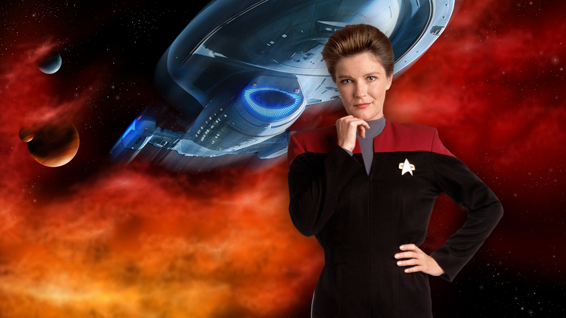 Star Trek Voyager Watch Full Episodes Cbscom