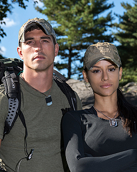 Cody Nickson & Jessica Graf
