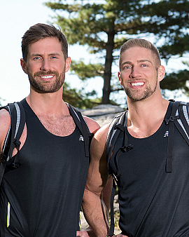 Trevor Wadleigh & Chris Marchant