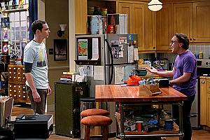 Big Bang Theory Season Finale Photos