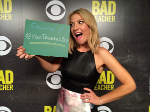 Bad Teacher Cast Gets Social
