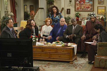 First Look: The Adoption Agency Visits Mike & Molly's Home