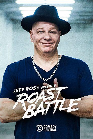 Jeff Ross Presents: Roast Battle