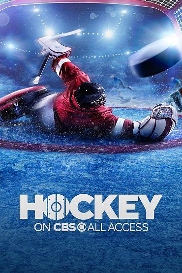 Hockey on CBS All Access