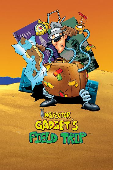 Inspector Gadget's Field Trip