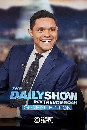 The Daily Show with Trevor Noah: Global Edition
