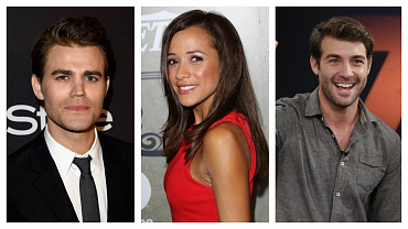 Paul Wesley, Dania Ramirez, And James Wolk Added To Tell Me A Story Cast