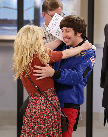 The Wolowitz\'s Wedded Bliss