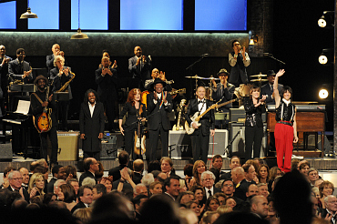 The 35th Kennedy Center Honors