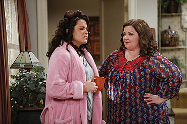 Highlights from the Twenty First Episode of Season 4 of Mike & Molly