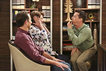 6 First Look Moments From The Millers Premiere