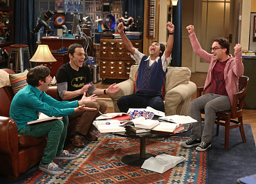 11 Moments from The Big Bang Theory Episode 2