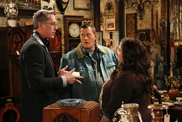 15 First Look Moments from Mike & Molly \