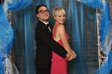 The Big Bang Theory Goes to Prom
