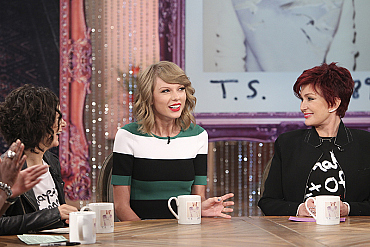 Top Celebrity Secrets Revealed on The Talk