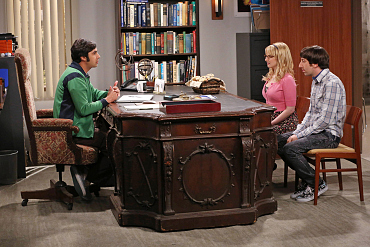 Leonard Gets a Minor Surgery in The Big Bang Theory Episode 9
