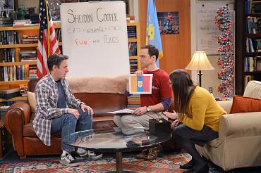 Sheldon Says Goodbye to \