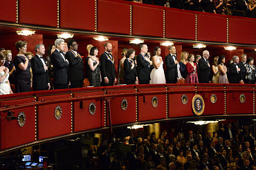 76 Can\'t Miss Moments from the 37th Annual Kennedy Center Honors