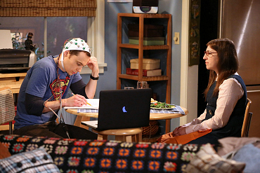 Sheldon Asks For A Challenge in \
