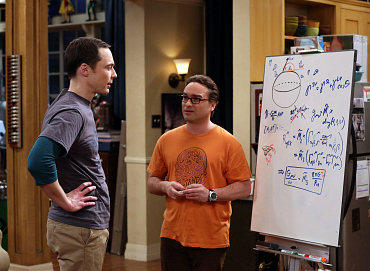 Embarrassing Moments and an Online Troll On The Big Bang Theory Episode 14