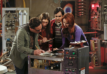 9 Moments from The Big Bang Theory\'s \