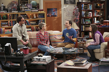 12 Scenes from The Big Bang Theory\'s \