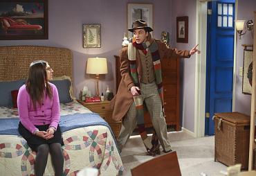 Sheldon and Leonard Take a Detour in \