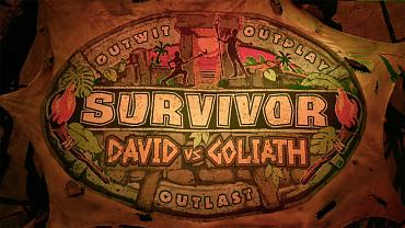 Survivor Pits David Vs. Goliath In Season 37