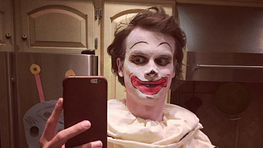 Matthew Gray Gubler Is Obsessed With Halloween