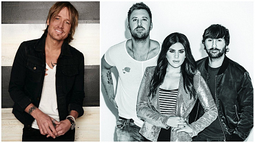Keith Urban, Lady Antebellum, Blake Shelton, And More Added To Bill For 53rd ACM Awards