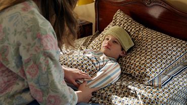 Mary Sings A Sick Young Sheldon To Sleep With \