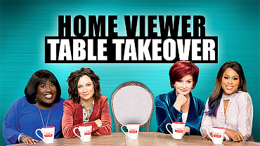 Be A Guest on The Talk's Table Takeover