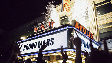 Dance The Night Away With Bruno Mars On Friday, Jan. 26 On CBS