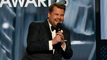 James Corden\'s Best Moments Hosting The 60th Annual GRAMMY Awards