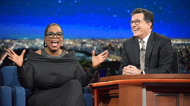 Oprah Winfrey, Helen Mirren, And Chelsea Clinton Coming To The Late Show