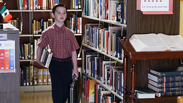 Young Sheldon Fibs His Way Out Of Gym Class And Into The Library