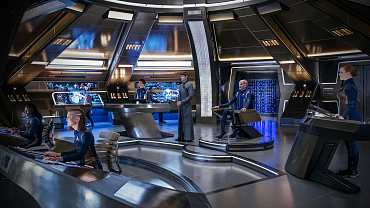Red Alert! Star Trek: Discovery Is Beaming Into Comic-Con 2018