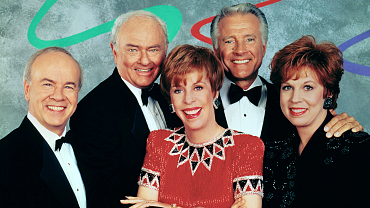 Celebrate The Carol Burnett Show's 50th Anniversary On Sunday, Dec. 3