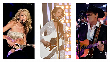 Look Back At The First-Ever ACM Performances By Country\'s Biggest Artists
